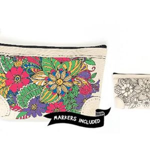 'Colour Me In' Make Up Bag