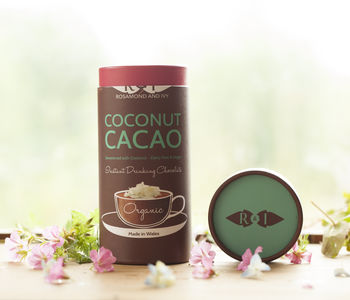 Coconut Cacao Luxury Dairy Free Hot Chocolate