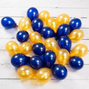 Pack Of 28 Midnight Blue Mini Balloons