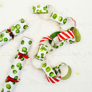 Christmas Sprout Paper Chains - christmas decorations