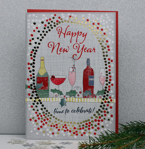 Happy New Year Card - cards