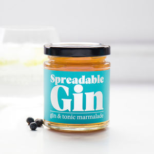 Boozy Marmalade - our favourite gin gifts