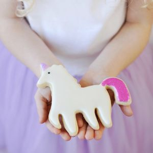 Unicorn Shaped Cookie Cutter - kitchen