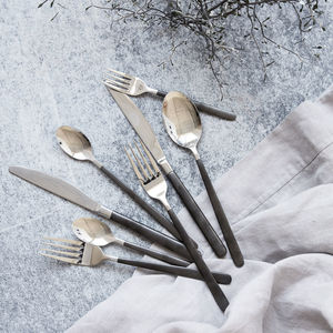 Six Piece Cutlery Set