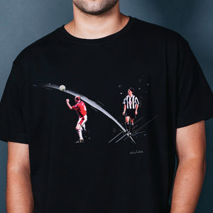 Albert Chip : Newcastle T Shirt - clothing