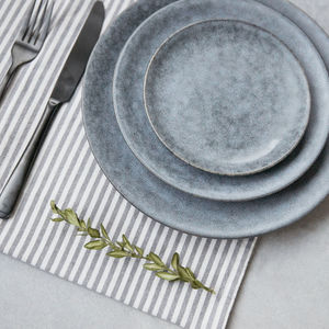 Grey Stone Tableware - what's new