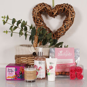 The Indulgent Pamper Hamper - candles & home fragrance