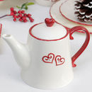 Blanche Maison Rusic Country Cream Teapot