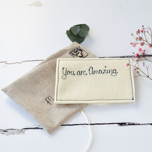 Personalised Love Note - wedding favours