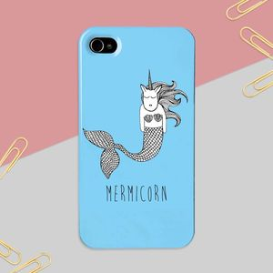 Mermaid Unicorn Phone Case