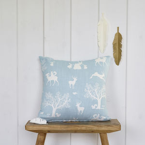 Enchanted Wood Cushion