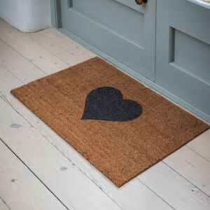 Heart Door Mat Rug