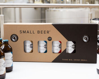 Personalised Small Beer Gift Pack