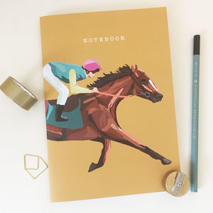 Racehorse Notebook