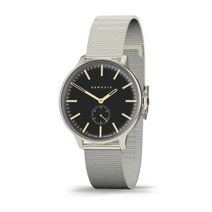 Newgate Blip Mesh Strap Watch - men's accessories
