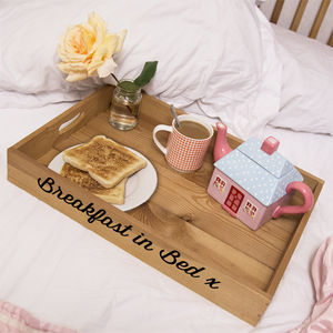Personalised Tea Tray - home