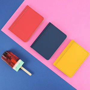 Personalised Passport Cover - gifts for teenagers