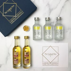 Champagne Cosmopolitan Cocktail Kit - new in food & drink