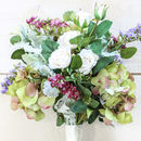 The Clare Artificial Flower Bridal Bouquet