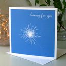 'Hooray For You' Celebration Card