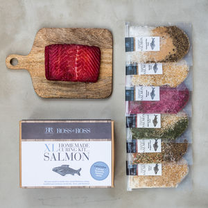 New Xl Make Your Own Cured Salmon Kit - make your own kits