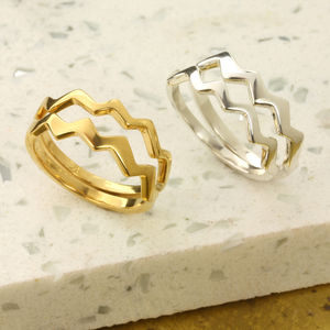 Flash Rings - new in jewellery