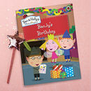 Ben And Holly: Birthday Party Personalised Book