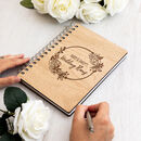 Personalised Wedding Planner Notebook