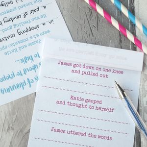 'Please Say Yes!' Hen Party Game