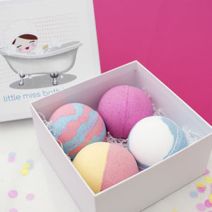 Luxury Jumbo Bath Bomb Gift Set - bathroom