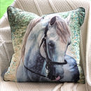 Horse Cushion | Horse Decor | Horse Gifts