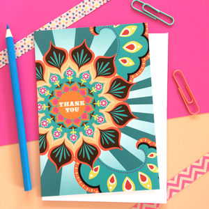Thank You Card - gifts