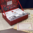 Limited Edition Royal Mint Coin And Ww1 Newspapers