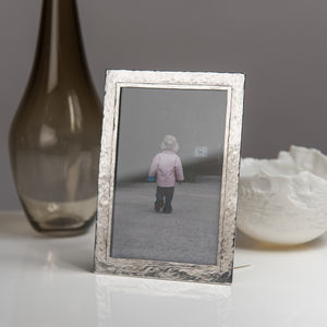 Thurlestone Cast Pewter Photo Frame