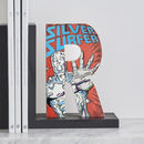 Comic Book Letter Bookend