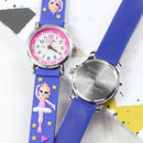 Personalised Ballerina Watch