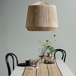 Natural Jute Lampshade