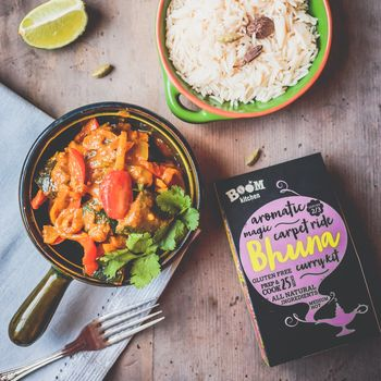 Curry Lover's Boom Box Pick Your Own Recipe Kits