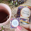 'Thirtea' Personalised 30th Birthday Tea Gift Set