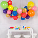 Rainbow Bright Balloon Cloud Kit