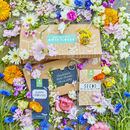 Birth Flower Seed Box