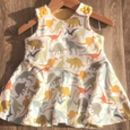 Dinosaur Friends Twirling Dress