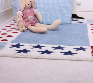 Baby Boy Rug - sale by category