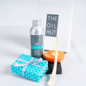 Oil And Soap Gift Set