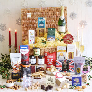 Best Of British Christmas Banquet Hamper