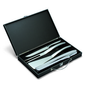 Posh BBQ Gift Set In Presentation Carry Case