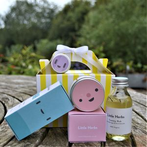 New Mum Essentials Pure Skincare By Little Herbs - mum & baby gifts