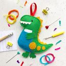 Dinosaur Felt Craft Kit