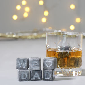 Personalised Marble Whisky Ice