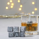 Marble Whisky Ice Cubes
